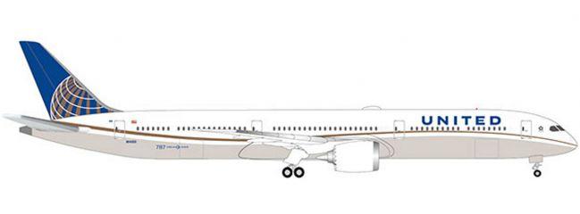 herpa 533041 United Airlines Boeing 787-10 Dreamliner | WINGS 1:500