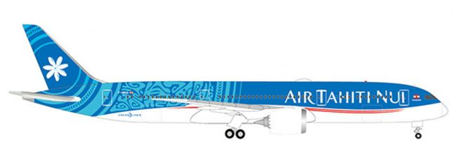 herpa 533157 B787-9 Air Tahiti Nui | WINGS 1:500