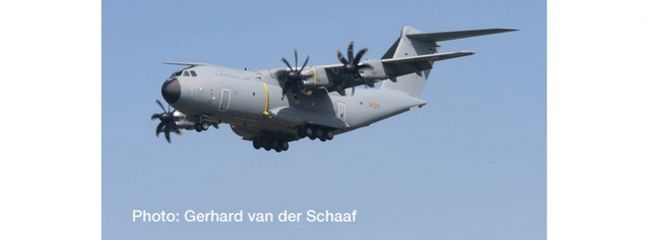 herpa 533348 Airbus A400M Spanish Air Force 31st Wing Flugzeugmodell 1:500