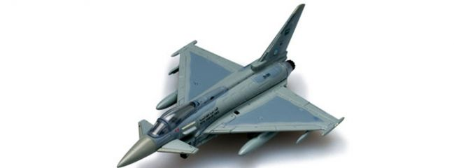 herpa 554343 Royal Saudi Air Force Eurofighter Flugzeugmodell 1:200