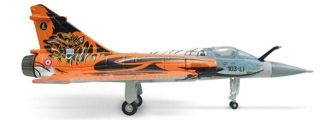 herpa 555036 Mir2000C FrenchAF TigerMeet Flugzeugmodell 1:200