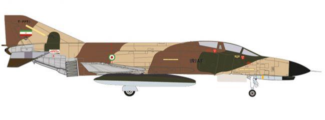 herpa WINGS 555050 McDonnell Douglas F-4E IRIAF 61st TFW Militärflugzeug 1:200