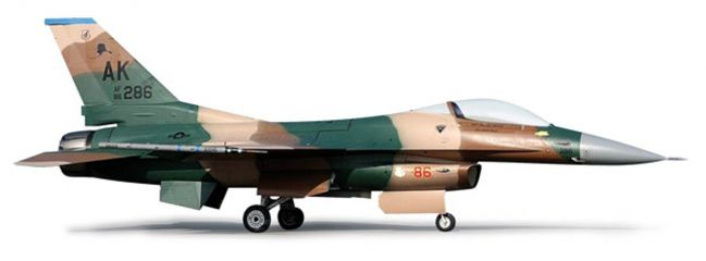 herpa 555579 F-16C USAF Eielson AB Flogger |WINGS-Modell 1:200