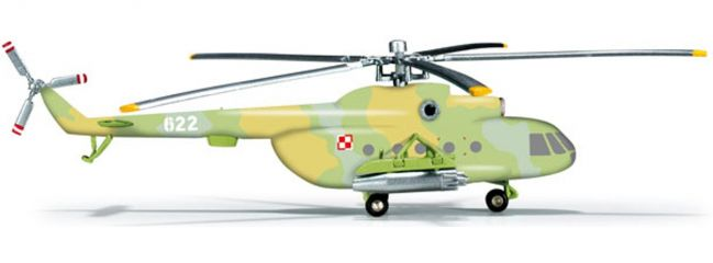herpa 555623 Mil Mi-8T Poland Army Aviation Wings 1:200
