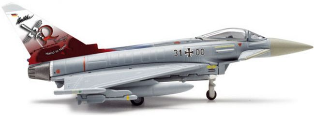 herpa 556026 Eurofighter LW JaboG31 55th Anniversary | WINGS 1:200