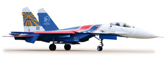 ausverkauft | herpa 556385 SU-27 Russian Knights Aerobatic Team WINGS 1:200