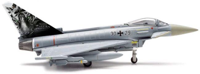 herpa 556514 Luftw. Eurofighter Typhoon TaktLwG74 Bavarian Tigers WINGS 1:200