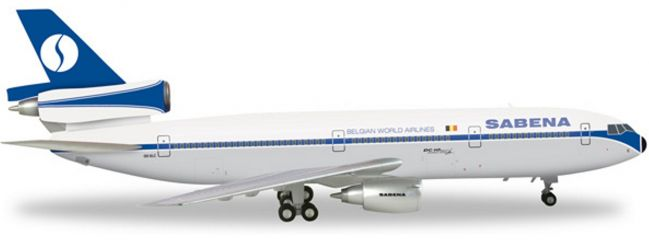 herpa 556705 DC-10-30 Sabena (1980 colors) WINGS 1:200