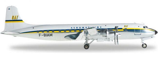 herpa 556729 DC-6B UAT (late colors) WINGS 1:200