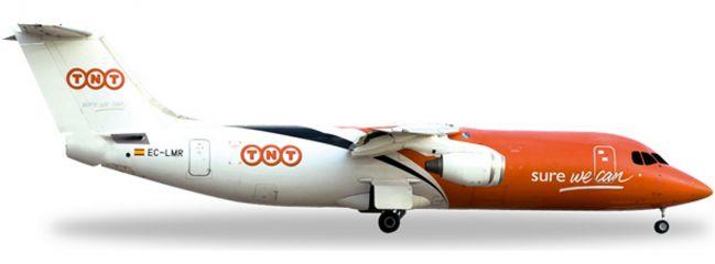 herpa 557320 BAe 146-300QT TNT | WINGS 1:200