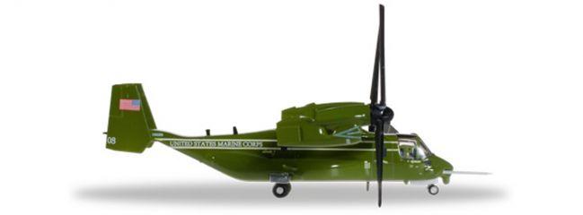 herpa 557368 MV-22B USMC Marine One | WINGS 1:200