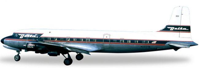 herpa 557382 DC-6 Delta Air Lines | WINGS 1:200