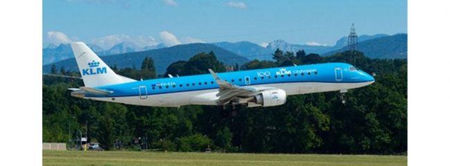herpa 557580-001 KLM Cityhopper Embraer E190 | WINGS 1:200