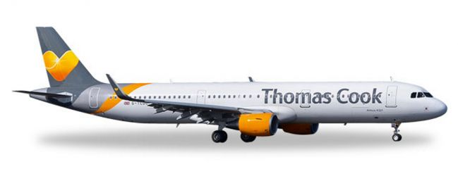 herpa 557634 Thomas Cook Airbus A321 | WINGS 1:200