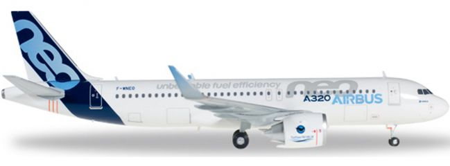 herpa 557894 A320 NEO Airbus Neo-Design | WINGS 1:200
