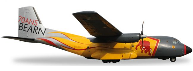 herpa 557955 Transall C-160 French AF 70-Anjou-Bearn | WINGS 1:200