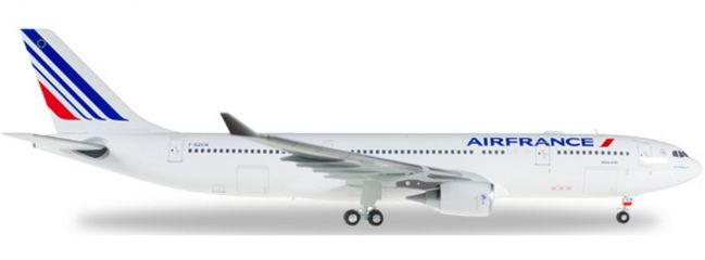 herpa 558013 A330-200 Air France | WINGS 1:200