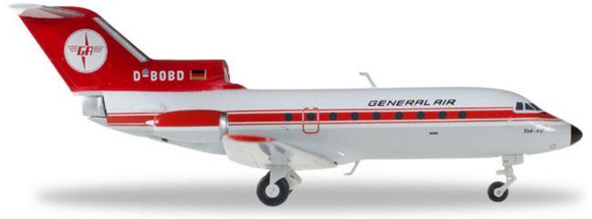 herpa 558358 Yak-40 General Air | WINGS 1:200