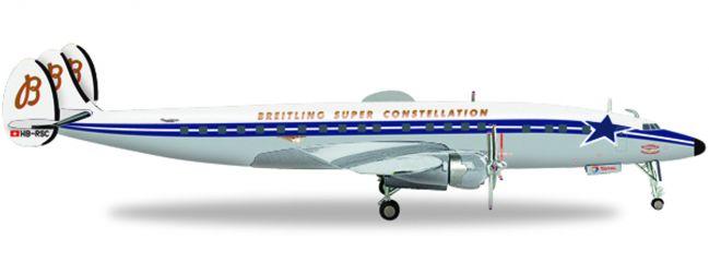 herpa 558488 L-1049H SCFA Breitling | WINGS 1:200