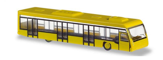 herpa WINGS 558631 Scenix - Airport Bus Set 2 Stück 1:200