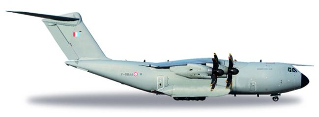 herpa WINGS 558723 Airbus A400M French Air Force  Touraine Ville d'Orleans Flugzeugmodell 1:200