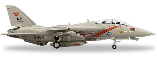 herpa 558884 US Navy F-14A Tomcat Aardvarks | WINGS 1:200