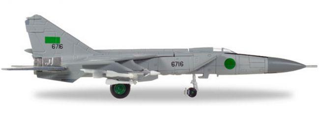 herpa 558907 Libyan Air Force MiG-25PD | WINGS 1:200