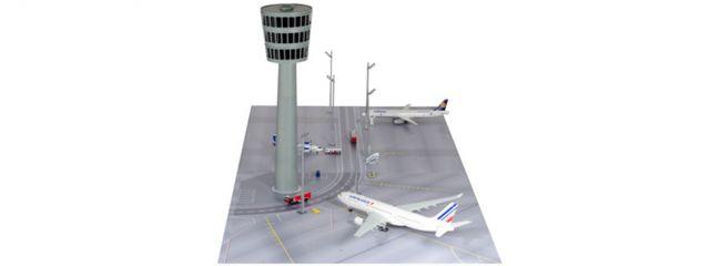herpa 558976 Scenix Airport Tower | WINGS 1:200