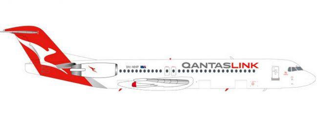 herpa 559096 QantasLink Fokker 100 | WINGS 1:200