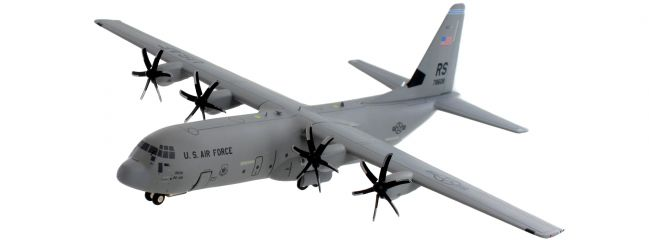 herpa 559461 Lockheed Martin C-130J US Air Force 86th AW Ramstein Air Base Flugzeugmodell 1:200