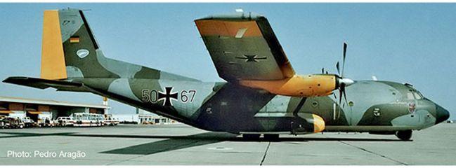 herpa 559560 Luftwaffe Transall C-160 Norm 72 Tarnanstrich | WINGS 1:200