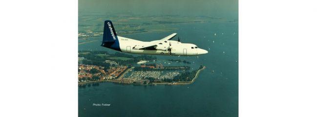 herpa 559652 Fokker 50 KLM Cityhopper | WINGS 1:200