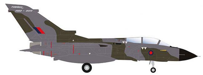 herpa 570503 Panavia Tornado GR.4 31 Squadron Tornado Farewell 1:200