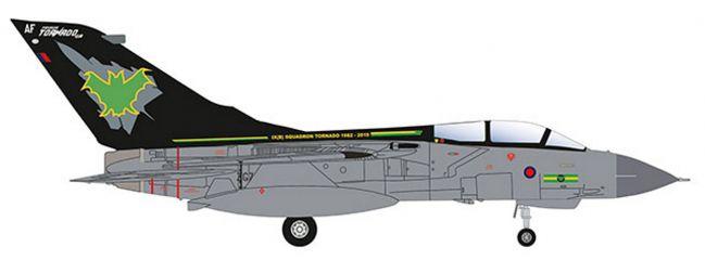 herpa 570510 Panavia Tornado GR.4 No IX Squadron Tornado Farewell Flugzeugmodell 1:200