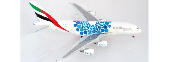 herpa 570800 Emirates Airbus A380 Expo 2020 | WINGS 1:200