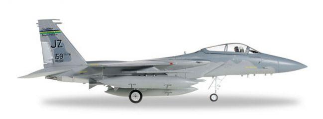 "herpa 580038 USAF F-15C Eagle 122d Fighter Squadron ""Bayou Militia""   1:72"