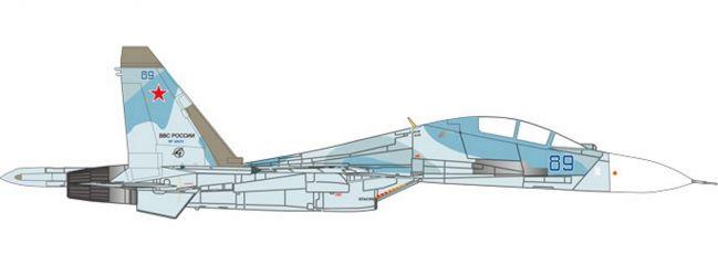 herpa 580311 Russian Air Force Sukhoi SU-30M2 Belbek | WINGS 1:72