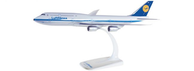 herpa 610599 B747-8 Lufthansa Retrojet Snap-Fit | WINGS 1:250