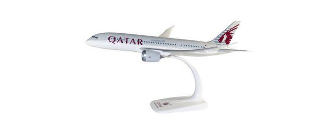 herpa 610896 Qatar Airways Boeing 787-8 Dreamliner | WINGS 1:200