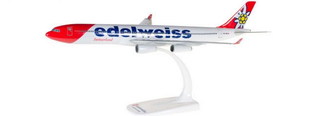 herpa 611336 A340-300 Edelweiss Air | Snap-Fit WINGS 1:200