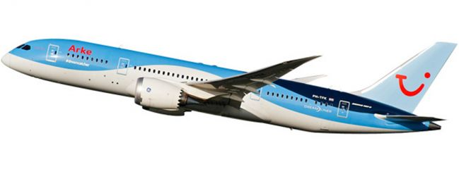 ausverkauft | herpa 611459 B787-8 TUI Netherlands | Snap-Fit WINGS 1:200