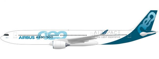 herpa 611688 A330-900neo | Snap-Fit WINGS 1:200