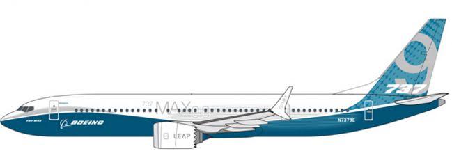 herpa 611824 Boeing 737 MAX 9 | Snap-Fit WINGS 1:200