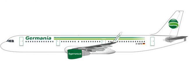herpa 611879 Germania A321 | Snap-Fit WINGS 1:200