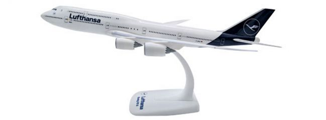 herpa 611930 Boeing 747-8 Intercontinental Lufthansa new colors 2018  Flugzeugmodell 1:250