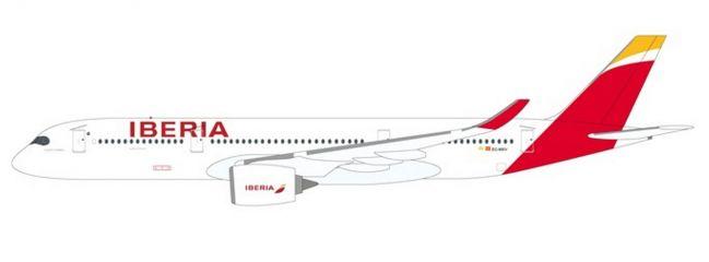 herpa 612111 Airbus A350-900 Iberia Placido Domingo Steckbausatz 1:200