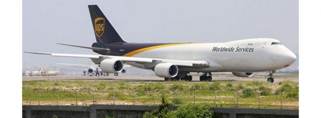 herpa 612241 UPS Boeing 747-8F   Snap-Fit WINGS 1:250