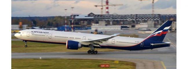 herpa 612333 B777-300ER Aeroflot SnapFit | WINGS 1:200