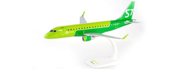 herpa 612586 S7 Airlines Embraer E170 VQ-BBO   Snap-Fit WINGS 1:100