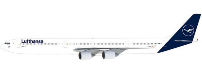 herpa 612616 Lufthansa Airbus A340-600 D-AIHF | Snap-Fit WINGS 1:250